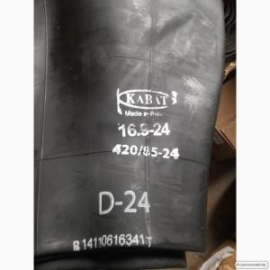 Камера 16.9 R24 TR 218A Kabat камера 420/85 R24 для трактора и комбайн