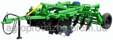 Агрегат ґрунтообробний АГРП - 2,4-20 з тракторами, л. с. 80...100