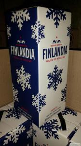 Финляндия супер водка