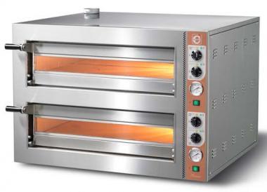 Печь для пиццы Cuppone TZ430/2M (БН)