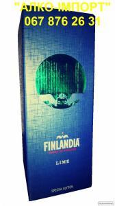 Горілка Finlandia Lime 2 L, 37,5 об. (роздріб, опт, dropshipping)