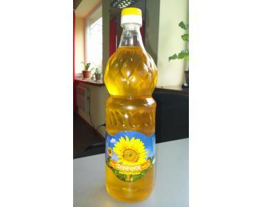 Фасованое соняшникова олія