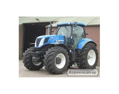 2013` новий` Трактор New Holland T7000