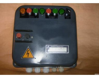 Ящик управления транспортером РУС-III