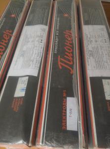 Електроди наплавочні Т-590, Т-620, Е-320Х25С2ГР