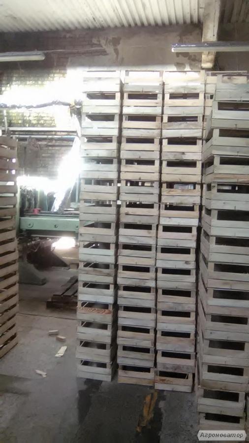 Ящики под виноград 2-планочные