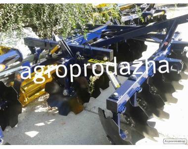 борона АГД 2,1 борони АГД-2,5 М Агрореммаш Оригінал