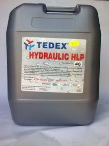Масло гідравлічне Tedex