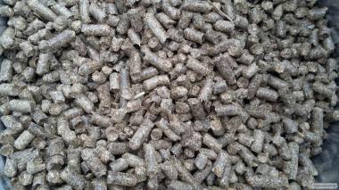 Продам топливні пеллеты (гранулы) микс