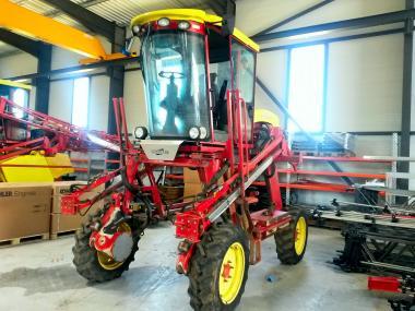 Кастратор кукурузный Vermande 2204 T (2012)