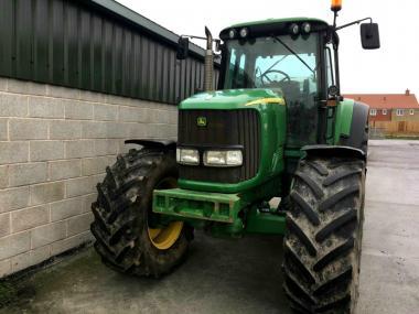 Трактор John Deere 6920 S (2006)
