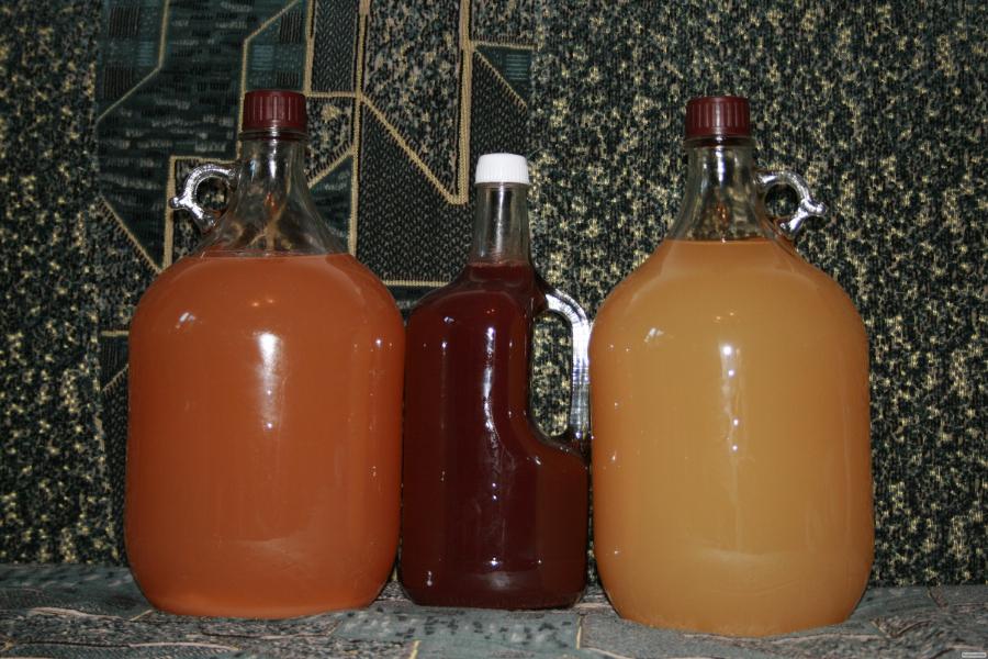 Продам домашнє вино з сливи та яблука
