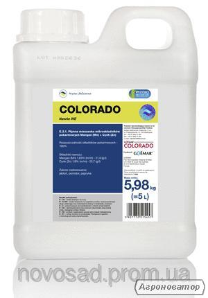 Colorado (Колорадо) биостимулятор окраски плодов