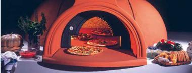 Печь для пиццы на дровах модульная Special Pizzeria 120 Alfa Refrattari