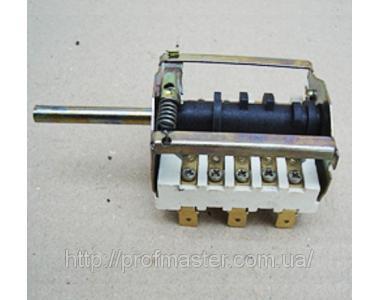 Перемикач ПМЕ-27, перемикач ПМЕ-07, потужності для електроплит ПМ-7, ПМЕ-07, ПМЕ-27, ПМЕ-7