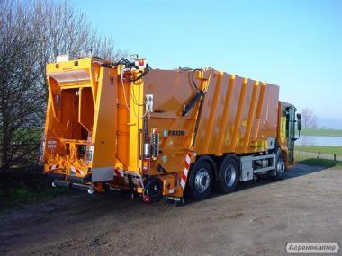 Производство гидравлики на мусоровоз