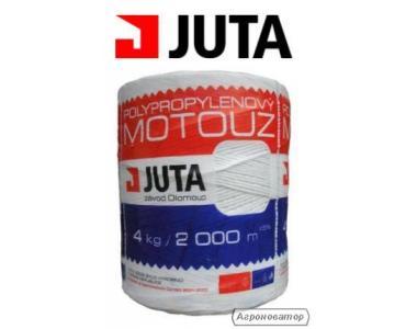 Шпагат поліпропіленовий JUTA TWINE 500