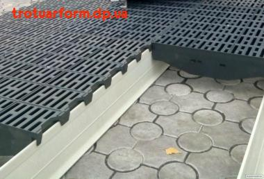 Стеклопластиковые лаги(ригеля) для щелевого пола
