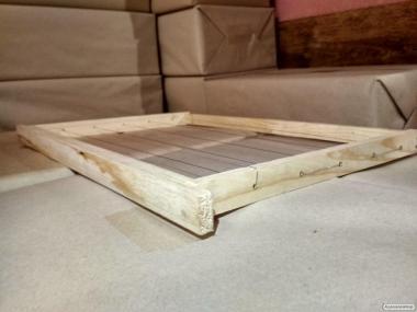 Изготовление и продажа ульев и рамок NUCLEUS™