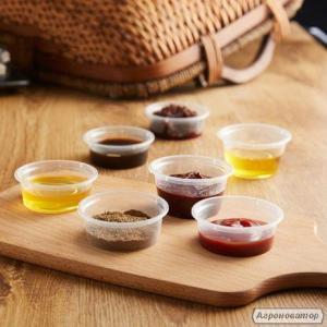 Тара для соусов, варенья, джемов, паст