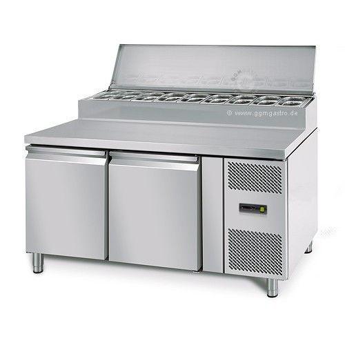 Стіл-саладетта GGM ZBS157 (холодильний)