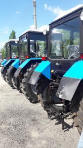 Продам трактор МТЗ 82.1 новый 2012 года