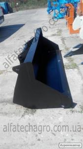 Ківш на телескопічний навантажувач 1м3