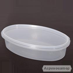 Тара пластикова харчова 0.3 л (сертифікована) Доставка по Україні