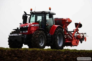 Колісний трактор Massey Ferguson 7600