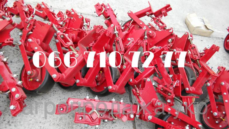 Секция рабочих органов прополочного культиватора КРН (КРНВ, Альтаир 5,6-04) Червона Зирка