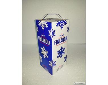 Продам водку Finlandia  (Финляндия) 2L