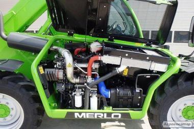 Телескопический погрузчик MERLO TF 38.7