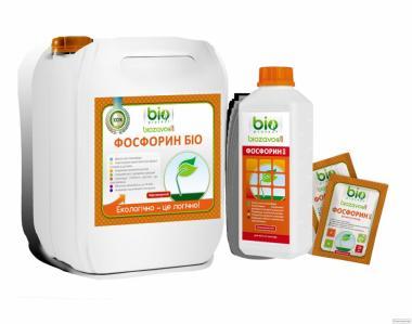 Отличная цена на бактериальное удобрение — Фосфорин Био с доставкой