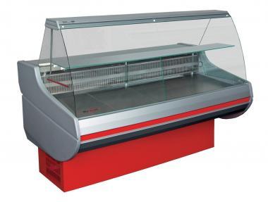 Вітрина універсальна Siena-П-1,1-1,0 ВС (холодильна)