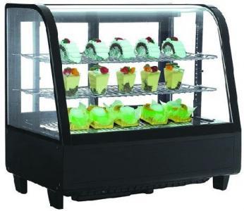 Витрина холодильная EWT INOX RTW-100L (БН)