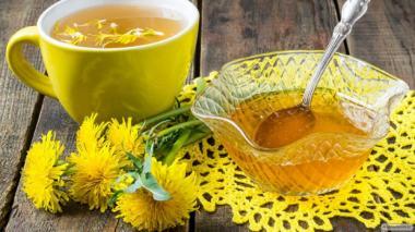 Кульбабовий мед