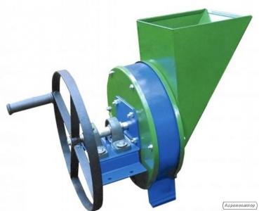 Корморезка ручная дисковая для измельчения кормов Винница