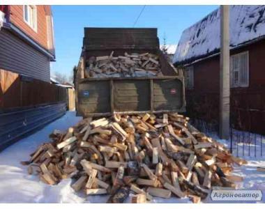 Дрова  акация 30-35см в  Днепропетровске