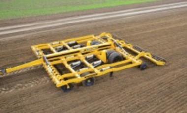 Дисколаповый почвообрабатывающий агрегат Maximulch Serie 4R