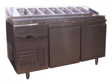 Стол холодильный (саладетта) CCPZ-1500