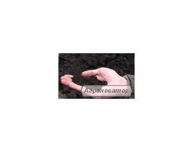 Торф низинний, перехідний 80л мішок в Одесі