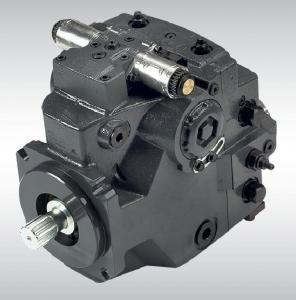 Аксіально-поршневі гідромотори DANFOSS серії H1