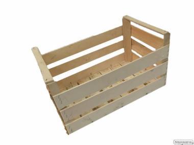 Ящик шпонові для яблук, яблучний б/у