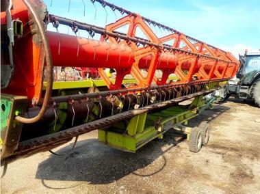 Жатка зерновая Claas С750 (1998)