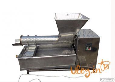 Шнек (екструдер) для віджиму меду з забрусу