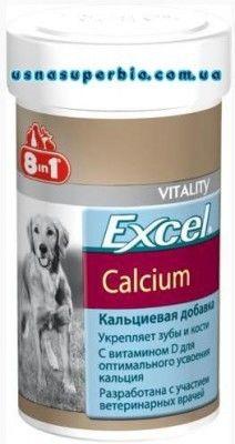 8 в 1 Витамины для собак Excel Calcium ( 470 шт.)(109433)