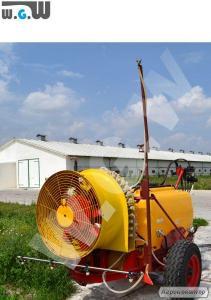 Оборудование для дезинфекции ферм