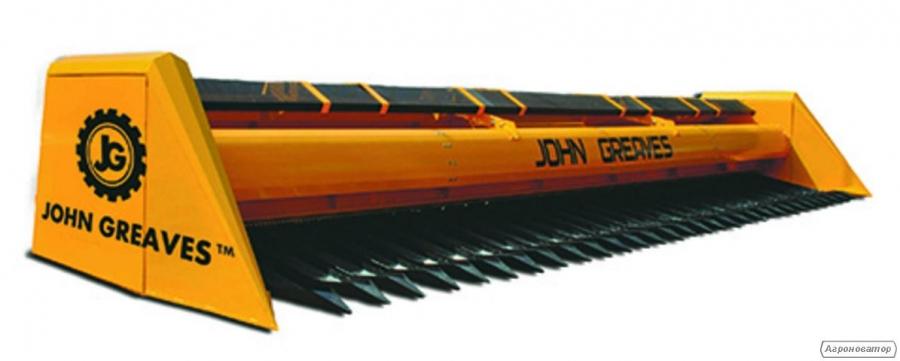Жатка ЖНС-7,4 для прибирання соняшнику
