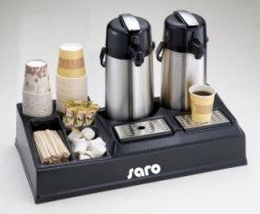 Мобільна кави станція LEO 2 SARO