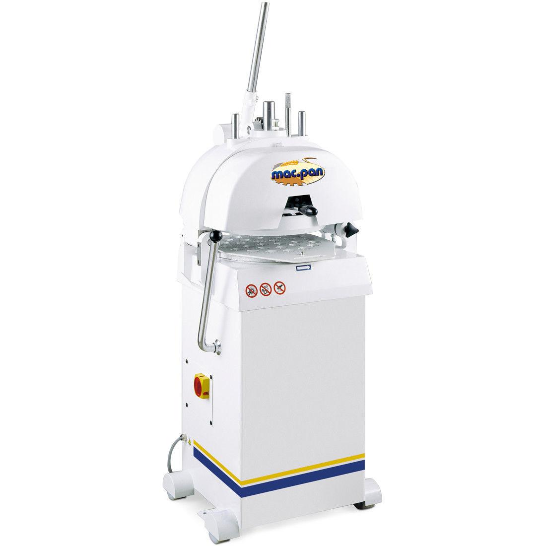 Тестоделитель-округлитель полуавтоматический MAC.PAN MSRS30A
